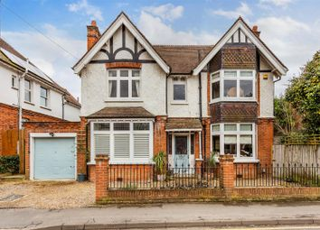 Thumbnail 5 bed detached house for sale in York Road, Woking