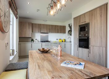 "Thumbnail 2 bedroom flat for sale in ""The Lawrie B 1st Floor"" at Toryglen Street, Glasgow"
