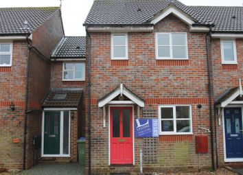 Thumbnail 2 bed terraced house to rent in Roffye Court, Crawley Road, Horsham