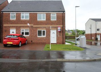 Thumbnail 3 bedroom semi-detached house to rent in Eaglesfield Drive, Bradford