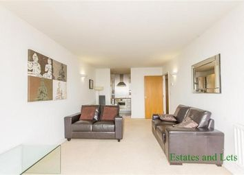 Thumbnail 1 bed flat to rent in Proton Tower, 6 Blackwall Way, London
