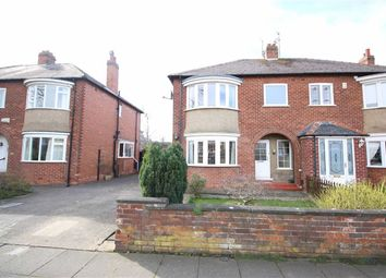 Thumbnail 3 bed semi-detached house for sale in Neville Road, Darlington