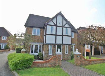Thumbnail 4 bed detached house for sale in Walton End, Wavendon Gate, Milton Keynes