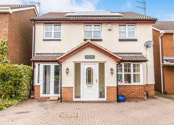 Thumbnail 4 bed detached house for sale in Rillston Close, Hartlepool