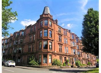 Thumbnail 3 bed flat for sale in 1 Kingsley Avenue, Glasgow