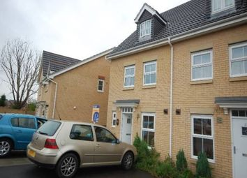 Thumbnail 3 bedroom town house to rent in Willowbrook Gardens, St. Mellons, Cardiff
