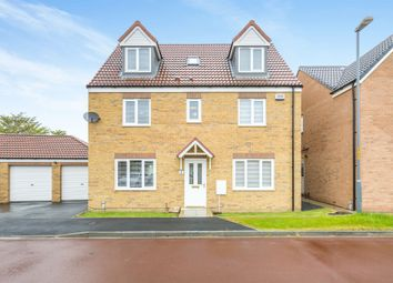 Thumbnail 5 bedroom detached house for sale in Fritillary Place, Stockton-On-Tees