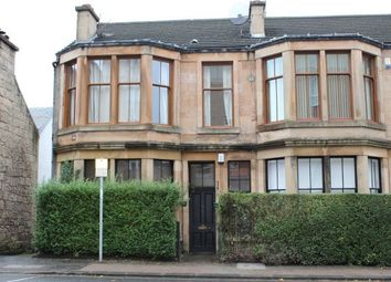 Thumbnail 1 bed flat to rent in Clarkston, Glasgow