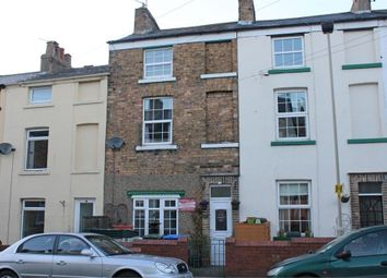Thumbnail 4 bed terraced house for sale in James Street, Scarborough, North Yorkshire