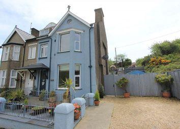 Thumbnail 5 bed semi-detached house for sale in Mersey Street, Borth-Y-Gest, Porthmadog, Gwynedd