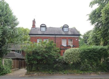 Thumbnail 1 bed flat to rent in Sidmouth Avenue, Newcastle-Under-Lyme