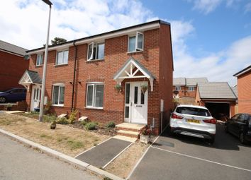 Thumbnail 3 bed semi-detached house for sale in Elton Close, Tiverton