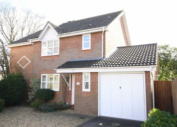 Thumbnail 4 bed detached house for sale in Lansdown Grove, Chippenham, Wiltshire
