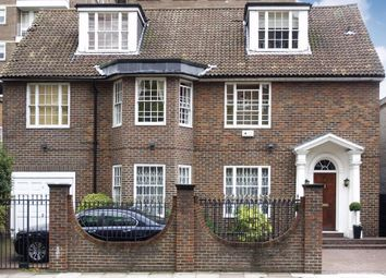 Thumbnail 6 bed detached house to rent in St John's Wood Park, London