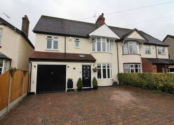 4 bed semi-detached house for sale in Baddow Road, Great Baddow, Chelmsford, Essex CM2