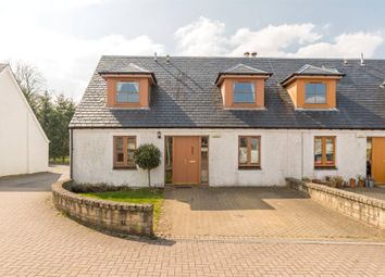 Thumbnail 3 bed property for sale in Broomlee Mains Court, West Linton, Scottish Borders