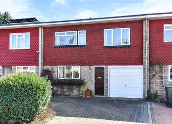 Thumbnail 3 bed terraced house for sale in Valley Walk, Croxley Green, Hertfordshire