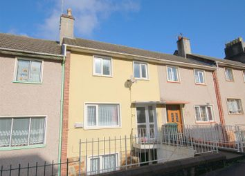 Thumbnail 3 bedroom terraced house for sale in St. Vincent Street, Plymouth