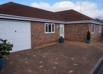 Thumbnail 3 bed bungalow for sale in Kendal Croft, Whittlesey