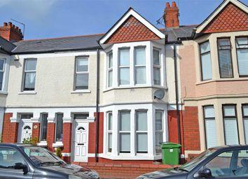 Thumbnail 3 bed terraced house to rent in Longspears Avenue, Heath/Gabalfa, Cardiff