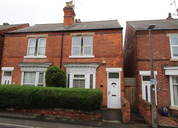 Thumbnail 2 bed semi-detached house for sale in Victoria Road, Worksop