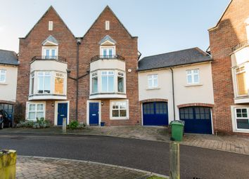 Thumbnail 4 bed town house for sale in College Place, Greenhithe