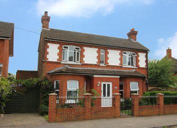 Thumbnail 3 bed detached house for sale in Belle Vue Road, Aldershot