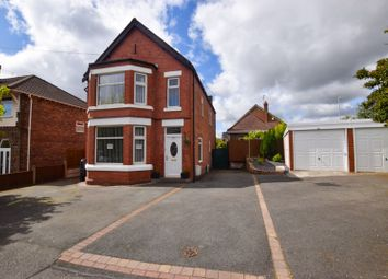 Thumbnail 4 bed detached house for sale in Oak Road, Bebington, Wirral