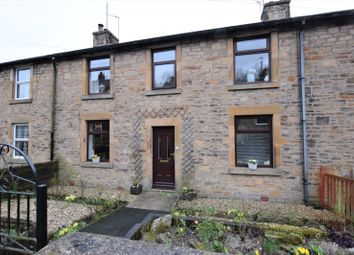 Thumbnail 3 bed terraced house for sale in Rosey Bank, Buxworth, High Peak