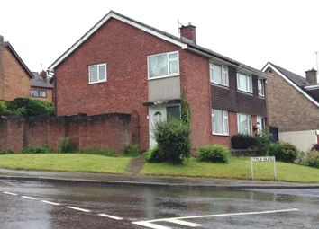 Thumbnail 3 bed semi-detached house to rent in Tyla Glas, Caerphilly