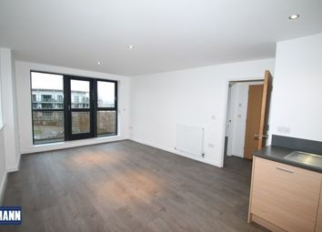 Thumbnail 1 bed flat to rent in Redwing Crescent, Greenhithe
