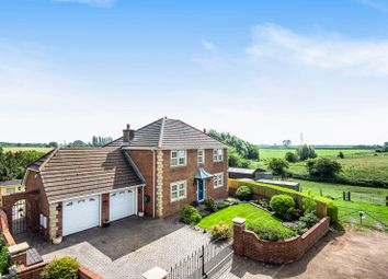 Thumbnail 4 bed detached house for sale in Church Lane, Undy, Monmouthshire