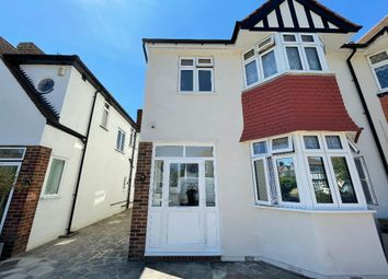 Thumbnail Semi-detached house for sale in Castleford Ave, Eltham, London