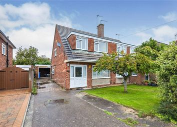 Thumbnail 3 bed semi-detached house for sale in Cromford Drive, Mickleover, Derby