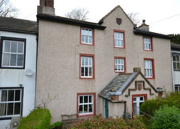 Thumbnail 3 bed terraced house for sale in Old Hall, Cleator, Cumbria