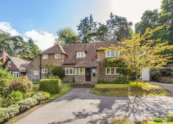 Thumbnail 6 bed detached house for sale in Grayswood Road, Haslemere