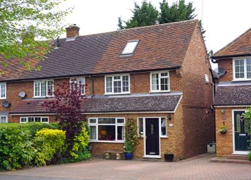 Thumbnail 4 bed end terrace house for sale in Hampden Road, Hitchin