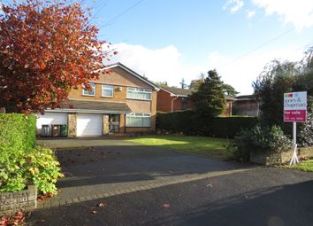 Thumbnail 5 bed detached house for sale in Davenport Road, Lower Heswall, Wirral