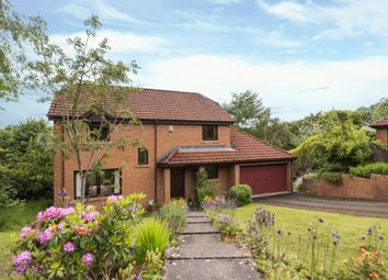 Thumbnail 5 bed detached house for sale in Pomathorn Bank, Penicuik