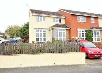 Thumbnail 4 bed end terrace house for sale in Northend, Hemel Hempstead