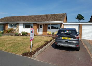 Thumbnail 2 bed semi-detached bungalow for sale in The Fairway, Braunton, Devon