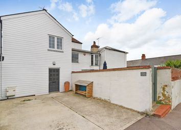 Thumbnail 3 bed cottage for sale in Wilberforce Road, Sandgate, Folkestone