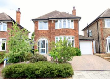 Thumbnail 3 bed detached house for sale in Harrow Road, West Bridgford, Nottingham