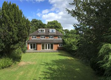 Thumbnail 5 bed detached house for sale in Traps Lane, New Malden