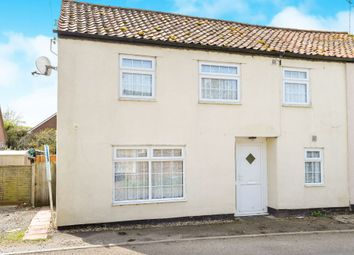 Thumbnail 2 bedroom semi-detached house for sale in Chalk Hill, Great Cressingham, Thetford