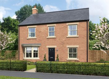 Thumbnail 4 bed detached house for sale in Peter's Mill, Alnwick, Northumberland
