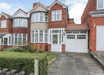 3 bed semi-detached house for sale in Warmington Road, Sheldon, Birmingham, West Midlands B26