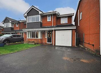 4 bed detached house for sale in Broadfield Gardens, Great Meadow, Worcester WR4