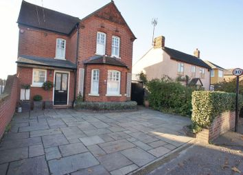 Thumbnail 3 bed detached house for sale in Plough Road, Great Bentley, Colchester