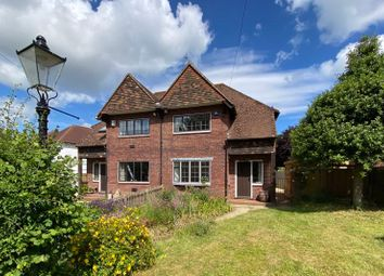 Thumbnail 3 bed semi-detached house for sale in Warren Lane, Ashford